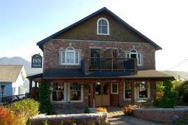 Alternate view of the Inn.